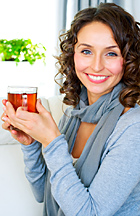 Drinking Herbal Tea For Health