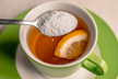 Sugar and alkaline diet