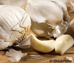 Garlic-strong parasite killer