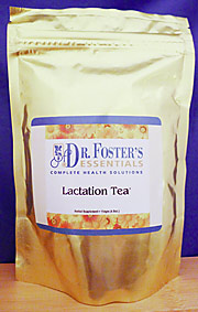 Lactation Tea - 4 oz. herbal tea