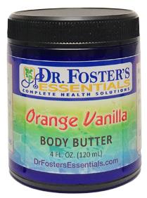 Orange Vanilla Body Butter